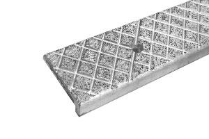 aluminum nosing
